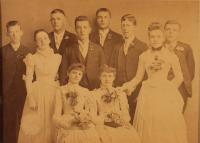 Lincoln Academy Class of 1889, Newcastle