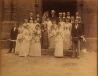 Lincoln Academy Class of 1892, Newcastle
