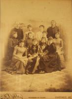 Lincoln Academy Class of 1888, Newcastle