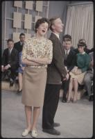 A duet on The Dave Astor Show, Portland, 1962