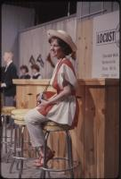 An outtake of Bonnie Tibbetts on The Dave Astor Show, Portland, 1962