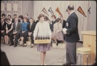 Coca Cola promotion on The Dave Astor show, Portland, 1962