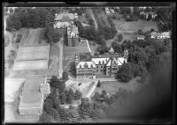 Air marking, Gorham, ca. 1930