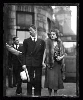Rudy Vallee and Fay Webb, ca. 1932