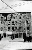 The Lafayette Hotel fire, Houlton, 1911