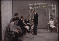 Student interview on The Dave Astor Show, Portland, ca. 1962.