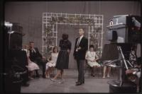 Student guests peform on The Dave Astor Show, Portland, ca. 1962