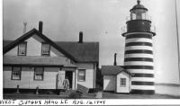 Sarah Gray, West Quoddy House Lighthouse