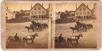 Market Square, Houlton, ca. 1886