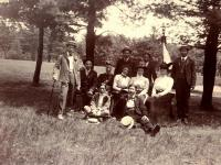 Chinese Sunday School class,  Augusta, c. 1890