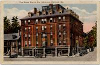 Maine Eye & Ear Infirmary, Portland, ca. 1920
