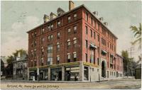 Maine Eye & Ear Infirmary, Portland, 1907