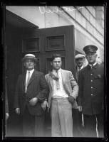 James M. Mitchell arraignment, Portland, 1930