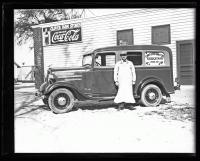 Ralph Shaw, Shaw's Clover Farm Store, Portland, ca. 1936