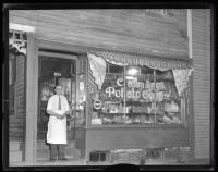 George W. Catlin, Portland, ca. 1935