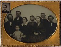 Family portrait, ca. 1862