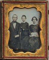Father, mother, and son, ca. 1858