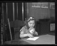 Joan Bennett, Portland, 1936