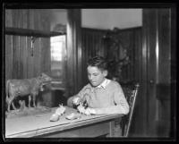 Lloyd George, Portland, 1936