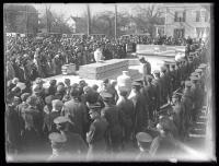 Memorial dedication, Kittery, 1924
