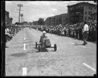 Joe Sullivan, Evening Express Soap Box Derby, Portland 1936