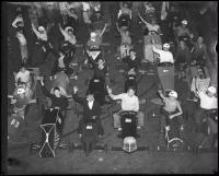 Soap box racers ready for Evening Express derby, Portland, 1936