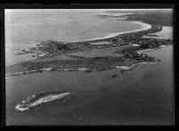 Aerial view of Biddeford Pool, ca. 1930