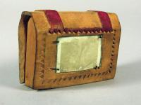 Spruce gum box, Washburn, ca. 1920