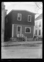 African Methodist Episcopal Zion Church parsonage, Portland, 1923