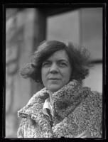 Ethel Leginska, Portland, 1927