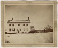 Weston Homestead, Madison, ca. 1883