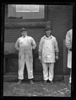 Raymond C. Stearns and Robert H. Jewett, Portland, ca. 1925