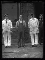 Ralph Latham and Phil Cressey, ca. 1925