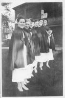 Queen's Hospital School of Nursing graduates, Portland, 1933