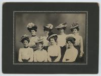 Young women of Millinocket, 1901