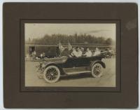 Labor Day Parade, Millinocket, 1914