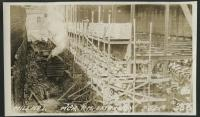 Construction to extend paper mills, Millinocket, 1914