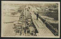 North Twin Dam, Millinocket, 1915