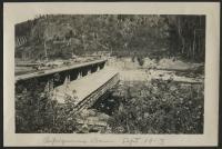 Ripogenus Dam, Millinocket, 1913