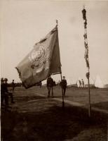 Mustering Spanish-American War