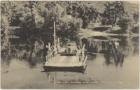 """The Ferry,""  Rumford Point, ca. 1920"