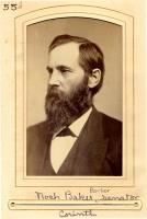 Noah Barker, Corinth, 1880