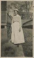 Loretta Kilfoil, Portland, 1923