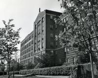 Mercy Hospital, Portland, ca. 1945