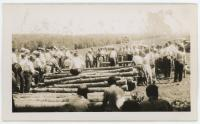 Troy Forest field day at Piper Farm, Troy, ca. 1942