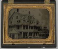 The Stoddard House, Farmington, ca. 1860