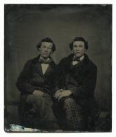 Edward L. Parsons and C.W. Parsons, Portland, ca. 1865