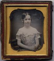 Sarah Sullivan Richards, Gardiner, ca. 1853