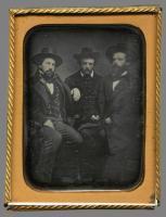 English Friends of Capt. F. Patten of Bath, ca. 1850