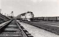 Bangor Aroostook engine 506, ca. 1950
